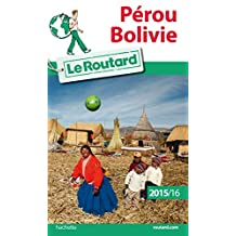 PÉROU BOLIVIE 2015-2016