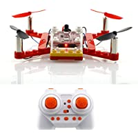 ANNONGONE 2.4G 4CH 6Axis RC Quadcopter RTF DIY Building Blocks