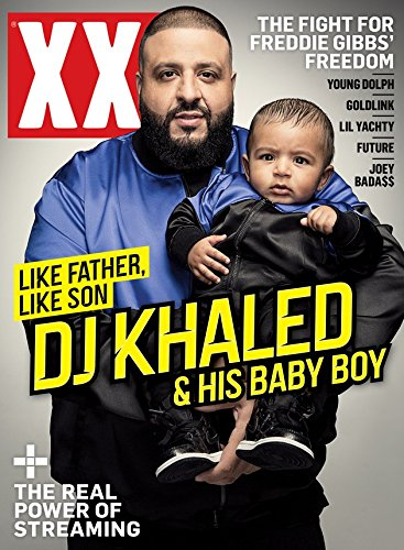 XXL Magazine (Spring, 2017) DJ Khaled and His Son Asahd Cover pdf