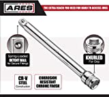 ARES 70243-3-Piece 1/4-Inch Drive Socket