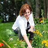 Premium Quality Garden Kneeler Bench with Large