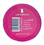 Lee Stafford Hair Lengthening Deep Conditioning Treatment Anti Hair Loss For Encouraging Hair Growth 200ml