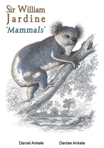 Sir William Jardine: 90+ Mammal (Wildlife) Reproductions