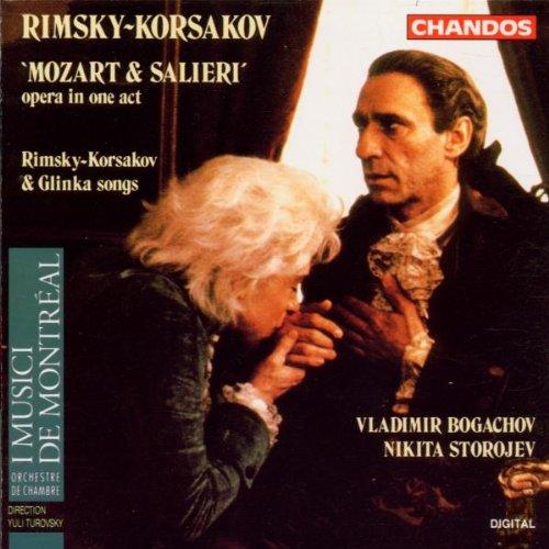Mozart / Salieri: Opera in One Act by Alliance