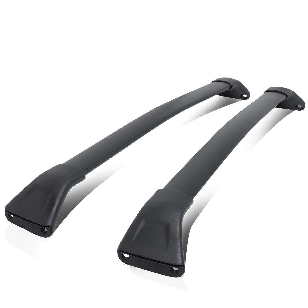 Pair Factory Style Aluminum Car Roof Rail Cross Bars Top Luggage/Cargo Carrier for 17-18 Mazda CX-5 CX5 Auto Dynasty
