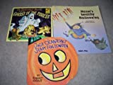 Jack O'Lantern's Scary Halloween, Robert Kraus and Golden Books Staff, 0307100162