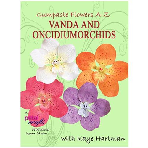 Petalcrafts Kaye Hartman Gumpaste Flowers A - Z DVD