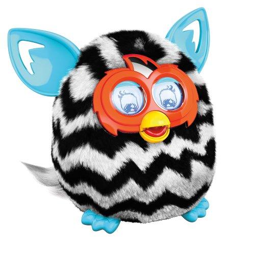 51hp6drMXJL - Furby Boom Figure (Zigzag Stripes)