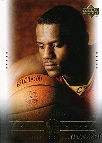 LeBron James 2003 Upper Deck Box Set #13 ROOKIE Card in Mint Condition! NBA and Olympic World Champion! Cleveland Cavaliers!Shipped in Ultra Pro Top Loader to Protect it!