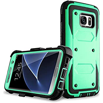 green samsung galaxy s7 edge case