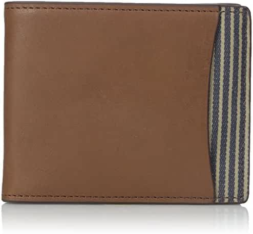 Fossil Men's Knox Bifold Wallet with Flip ID