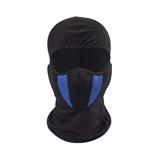 Amazon.com  Outdoor Face Mask Motorcycle Face Shield Dust Hat Cold ... 38931fa92