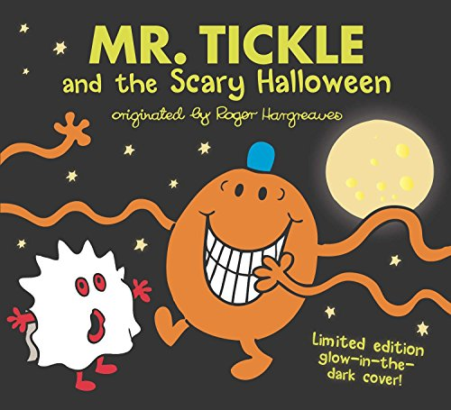 Mr. Tickle and the Scary Halloween (Mr. Men and Little Miss) -