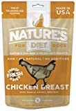 Nature's Diet Raw Freeze Dried Grain Free Dog Treats, 100% Chicken Breast Review
