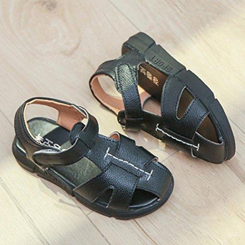 ... Prevently Kinder Baotou Rutschfeste Lässige Sandalen Baby Kinder  Fashion Sneaker Kinder Jungen Mädchen Sommer Casual Sandalen ...