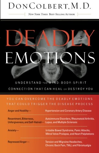 Deadly Emotions: Understand the Mind-Body-Spirit Connection That Can Heal or Destroy You PDF Text fb2 ebook