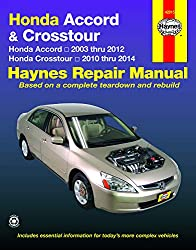 Image of the product Honda Accord & Crosstour: that is listed on the catalogue brand of Haynes Manuals Inc.