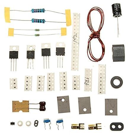LaDicha Diy 45W Ssb Hf Lineal Potencia Amplificador Radio Aficionado Transceptor De Radio De Onda Corta Desarrollo Junta Kit: Amazon.es: Hogar