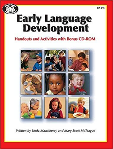 Book Early Language Development - Handouts and Activities with Bonus CD-ROM