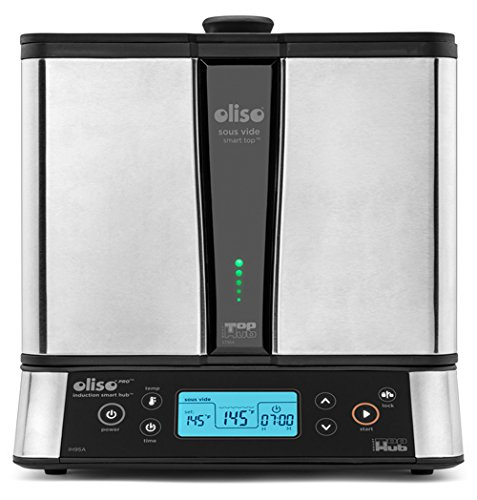 Oliso SmartTop And SmartHub Induction Cooktop Sous Vide Cooking System