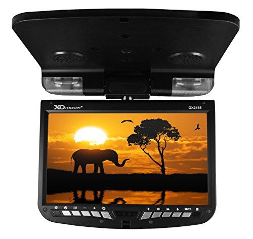Multimedia Flip Phone (XO Vision GX2155 9-Inch Flip-Down Multimedia Player (Black))