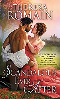 Scandalous Ever After (Romance of the Turf Book 2) by [Romain, Theresa]