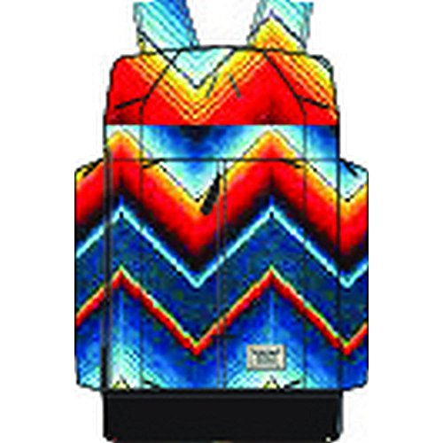 Burton Cadet Backpack, Fish Blanket by Burton