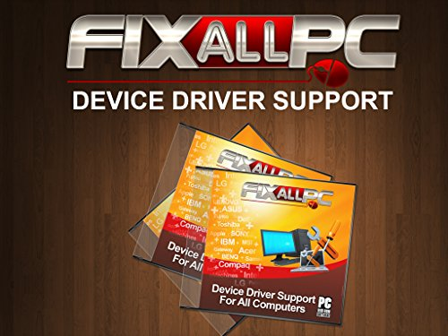 Fixallpc One Click Driver Installation Disk Supports Acer Aspire 1640