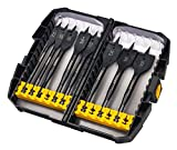 DeWalt DT7943B-QZ Extreme Flatbit Tough Case Set