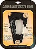 Sk8ology Carabiner Skate Tool 2.0 Black Black