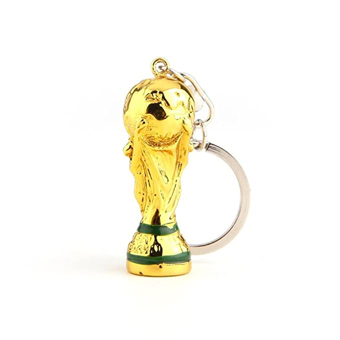 Fifa Schlüsselanhänger WORLD CUP 3D WM Pokal Weltmeister 2018: Frankreich