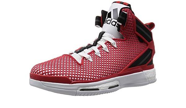 adidas D Rose 6 Boost, Zapatillas de Baloncesto para Hombre, Rojo ...