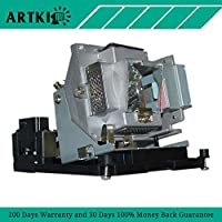 5811116701-SVV Replacement Projector Bulb with Housing for Vivitek D963HD D965 (by Artki)