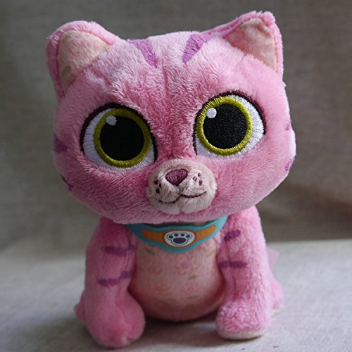 TONGROU Friends PLUSH Whispers the Pink Cat 6