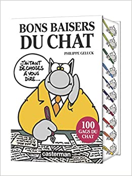 Amazonfr Le Chat Bons Baisers Du Chat Philippe Geluck Livres