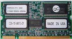 Cisco Catalyst 6500 1GB DDR, xCEF720 (67xx interface, DFC3BXL) [PN: MEM-XCEF720-1GB=]