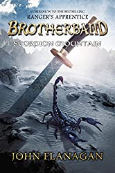 Scorpion Mountain (Brotherband Chronicles Book 5)
