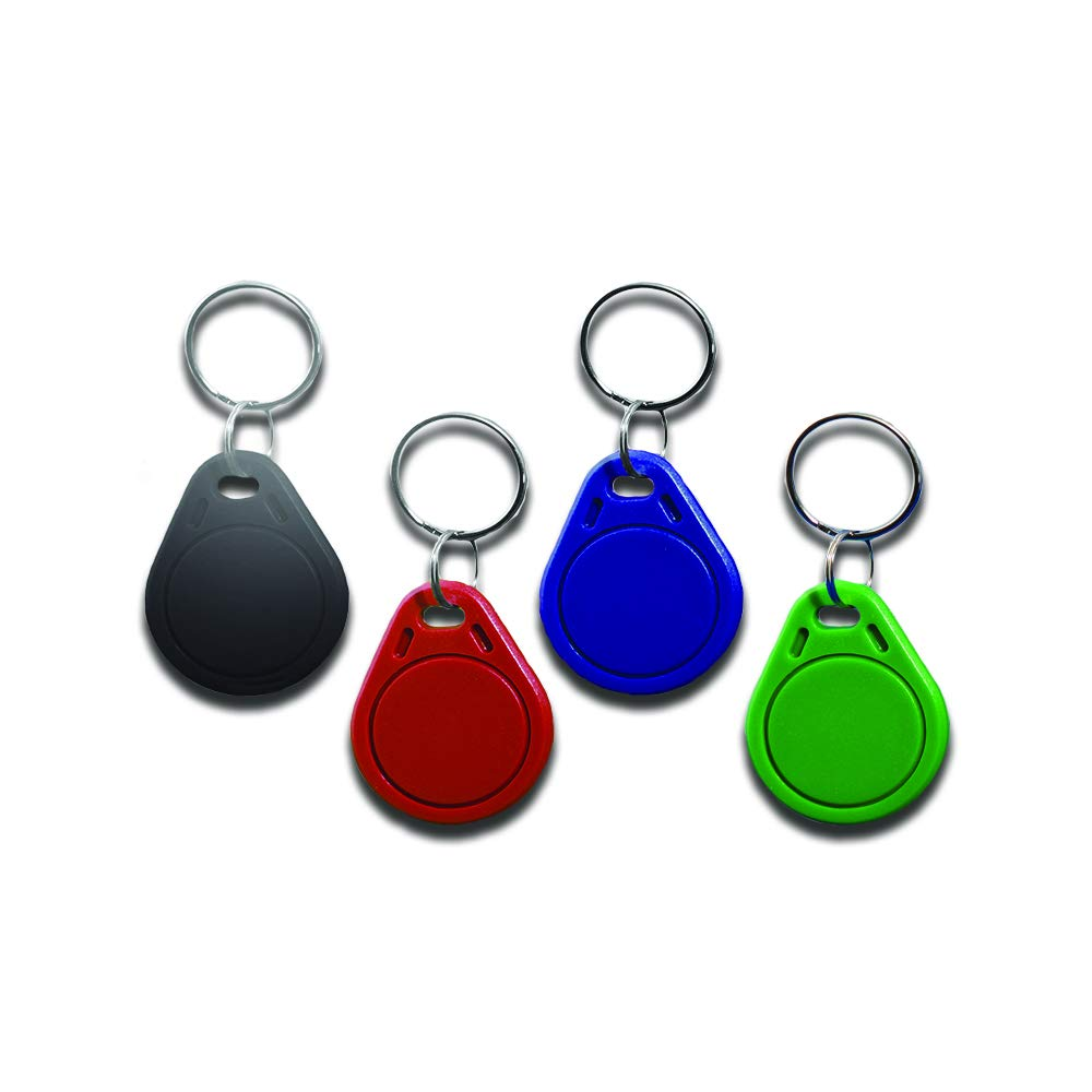 Hotel and Motel Red MF 4k Key Fob