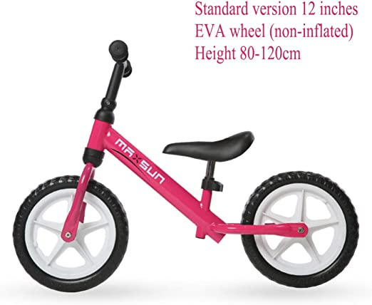 CHRISTMAD Balance Bikes Scooter Baby Walker Asiento Ajustable para ...