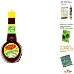 Maggi Soy Sauce 200 Ml. Food Cooking Thailand Product