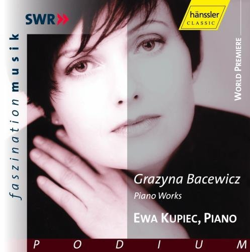 G. Bacewicz Complete Published Piano Music Other Classic