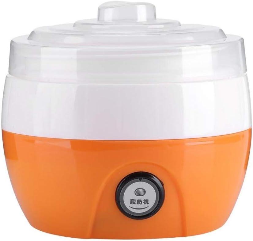 220V 1L, Macchina Per Lo Yogurt Automatico Per Uso Domestico, Macchina Per Vino Elettrica Per Riso, Macchina Per Natto, Utensili Da Cucina Fai-da-te (Blue) Pink