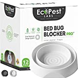 EcoPest Labs | BED BUG BLOCKER (PRO) - 12 PACK Detect early, treat quickly!  ▶ The Bed Bug Blocker (Pro) insect killer and detector is purposely designed to detect and protect you and your living space against unwanted pests, such as Cimex le...