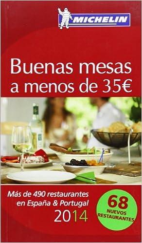 G.M. Buenas Mesas A Menos De 35 € (La Guía Michelin): Amazon.es ...