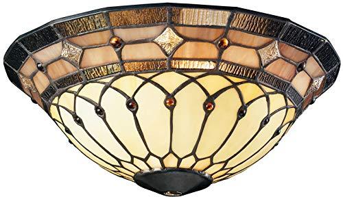 (Kichler 340001 Accessory Universal Art Glass Bowl, Universal)
