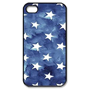 Best Quality [LILYALEX PHONE CASE] Stars and Sky For Iphone 4 4SCASE-9