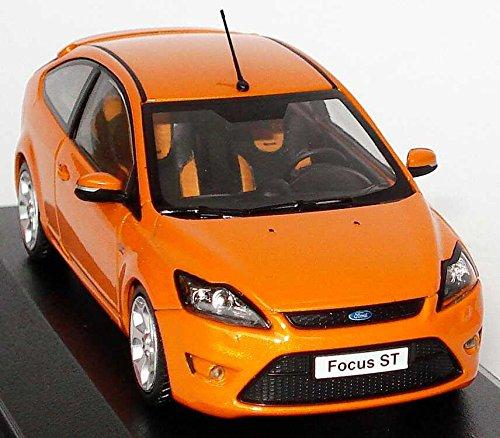 Ford Focus MkII ST,Facelift , metallic-Orange, 2008, I-Minichamps Modellauto, Fertigmodell, I-Minichamps 2008, 1 43 b1b504