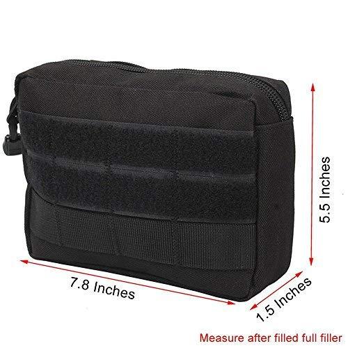 e431d23c3b2e MOLLE Pouches - Compact Water-resistant Multi-purpose Tactical ...
