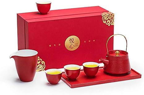 MIRUIKE - Juego de Vasos de cerámica Japonesa para Sake, Color ...