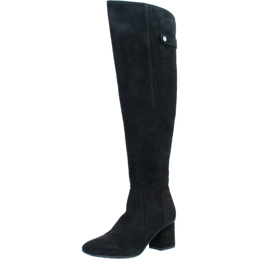 ALPE Stiefel Damen, Farbe Schwarz, Marke, Modell Stiefel Damen 3360 11 Schwarz